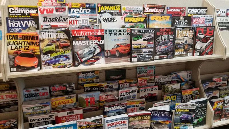 Magazine Super Store